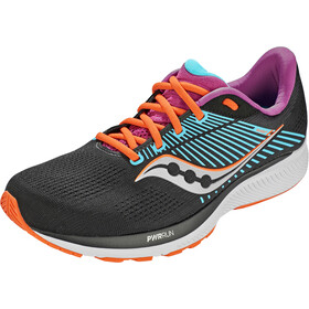 saucony Guide 14 Shoes Women, future black